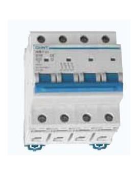 Magnetotérmico 4 Polos 63A CURVA C