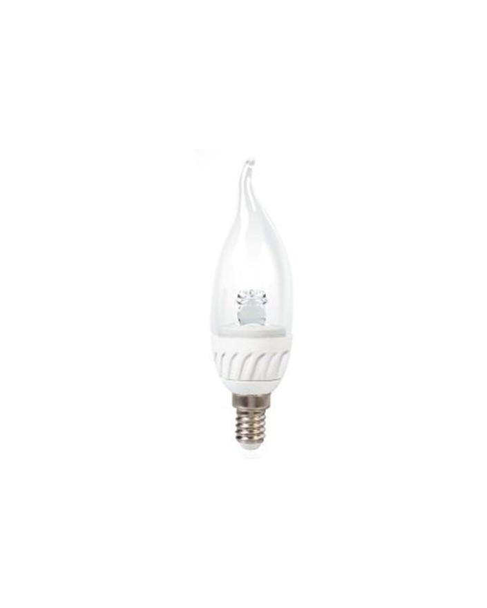Bombilla LED Toledo Candle Bent Tip 3W 827 E14