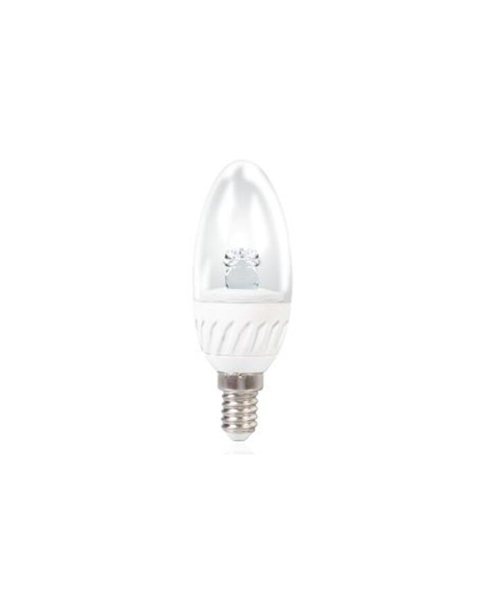 Bombilla LED Toledo Candle Clear 3W 827 E14