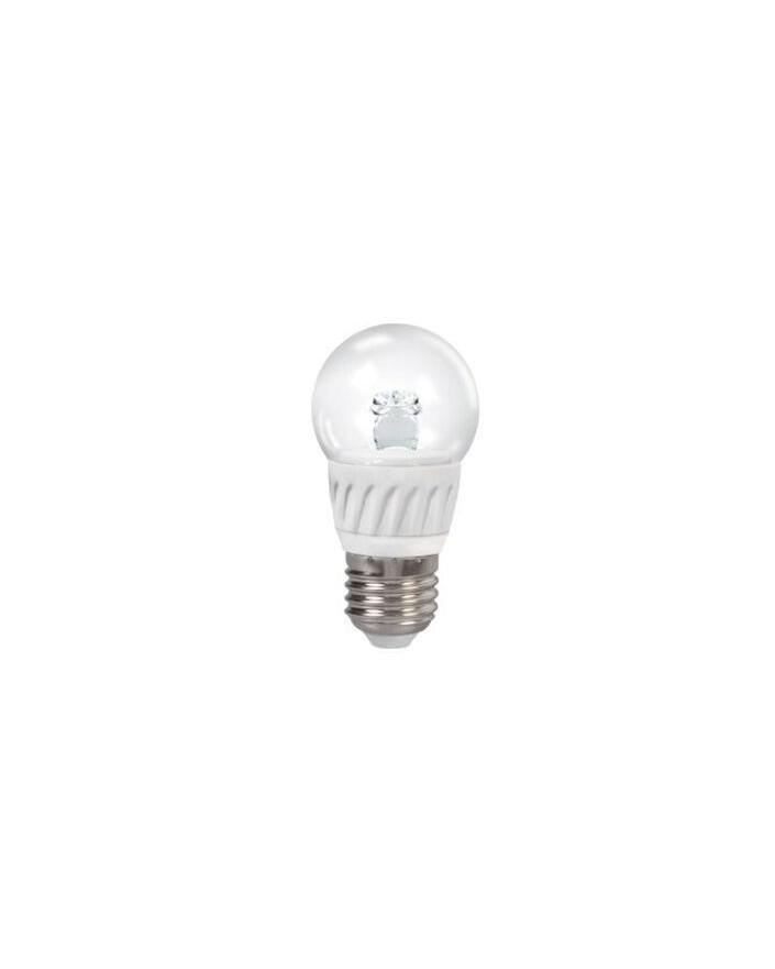 Bombilla LED Toledo Ball Clear 3W 827 E27