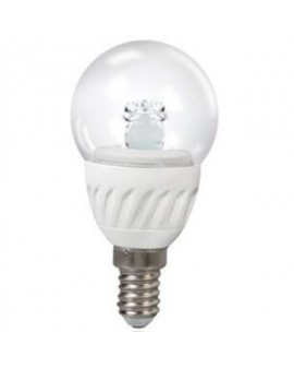 Bombilla LED Toledo Ball Clear 3W 827 E14