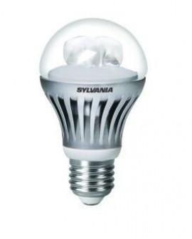 Bombilla LED Toledo A60 Clear 5W 827 E27