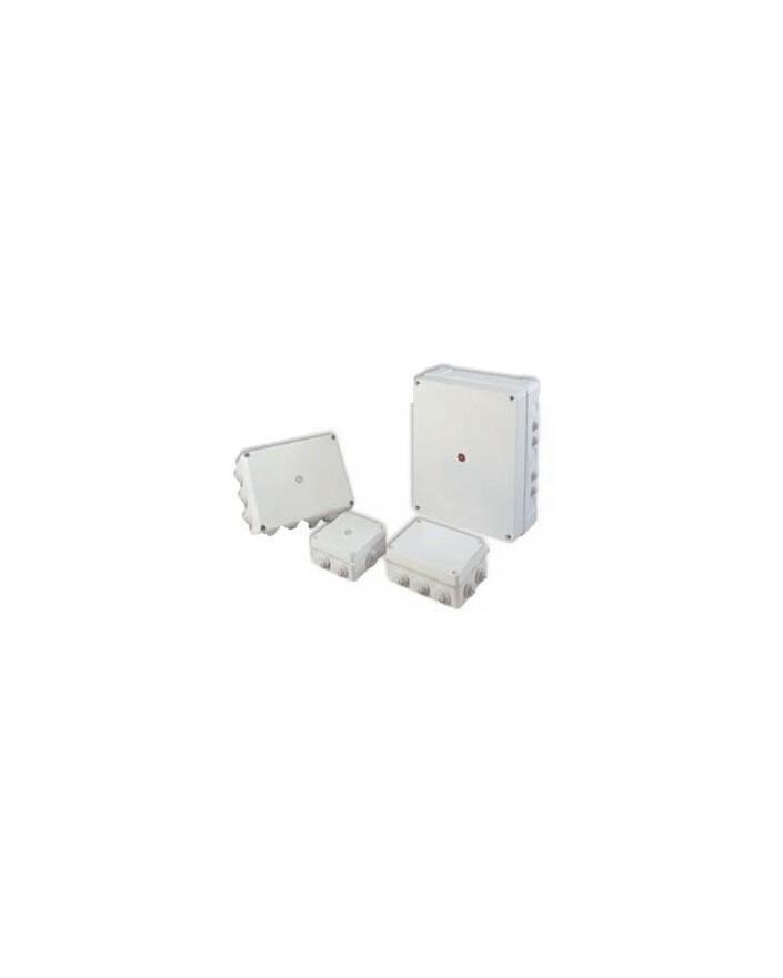 Caja estanca PVC cierre tornillo 220x170x80