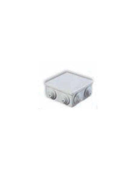 Caja estanca PVC cierre presión 80x80x35