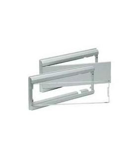 Marco y puerta marfil para caja de ICP y distribución