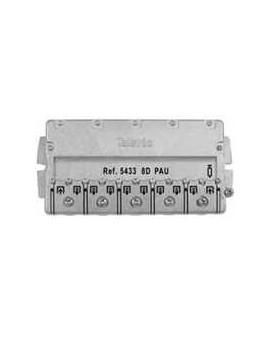 Repartidor PAU 8 salidas 2400 MHz Easy F
