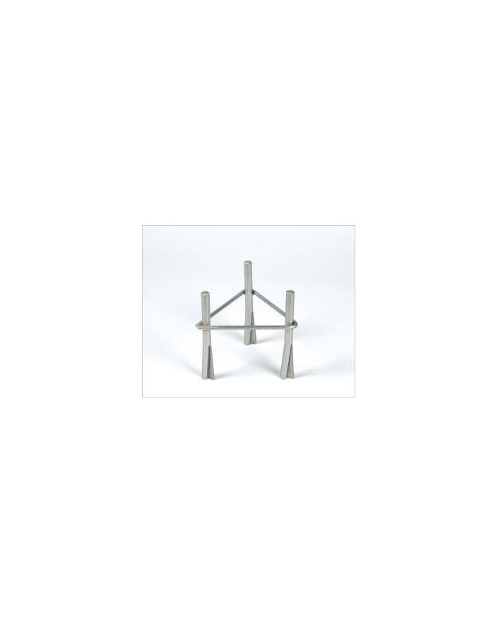 Base Fija Torre 180 SE Zinc+RPR