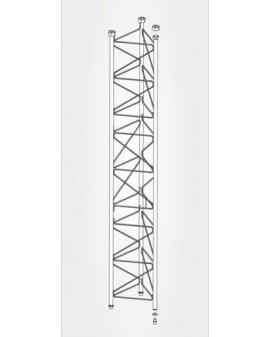 Tramo Intermedio Torre 450 Zinc+Blanco 3m