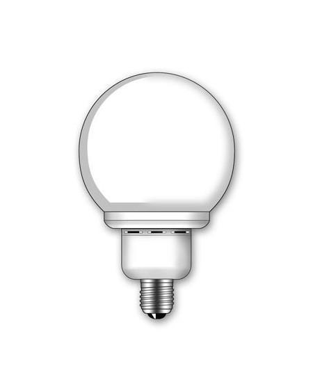 Lámpara SuperDuralux Globo Luz íntima 30W E27