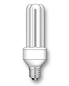 Lámpara Duralux ECO Luz natural 24W E27