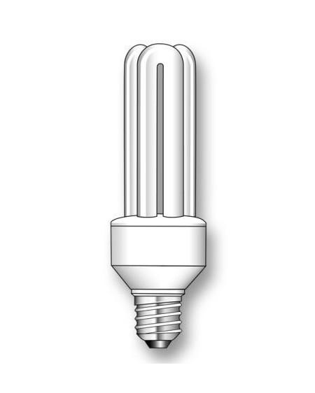 Lámpara Duralux ECO Luz natural 12W E27