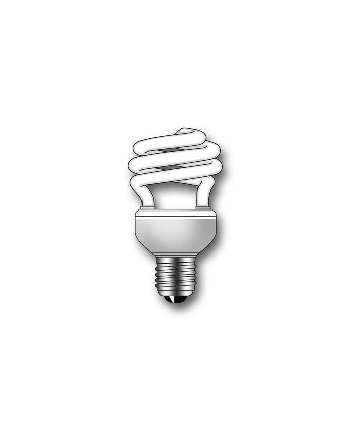 Lámpara Duralux TWIST ECO Luz íntima 18W E27