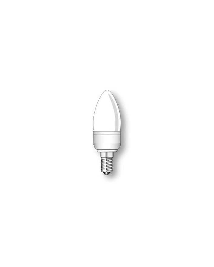 Lámpara Duralux VELA Luz natural 5W E14