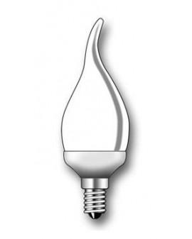 Lámpara Duralux FLAMA Luz íntima 5W E14
