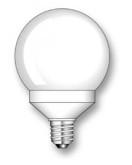 Lámpara Duralux GLOBO Luz fría 15W E27