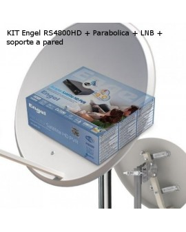 KIT Engel RS4800HD + Antena...