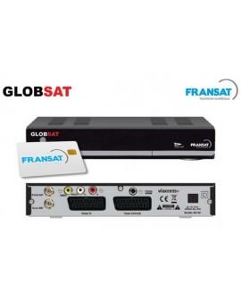 Receptor Satelite FRANSAT Globsat GS1001