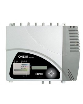 Central amplificadora programable ONE 118
