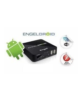 Receptor Android TV ENgeldroid EN1007M Android TV