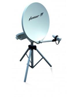 ANTENA SATELITE ESPECIAL PARA CAMPING VISIOSAT SMC55 CAMPING