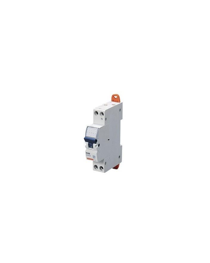Magnetotermico 2 polos 6 amperios 1 modulo Gewiss GW90245