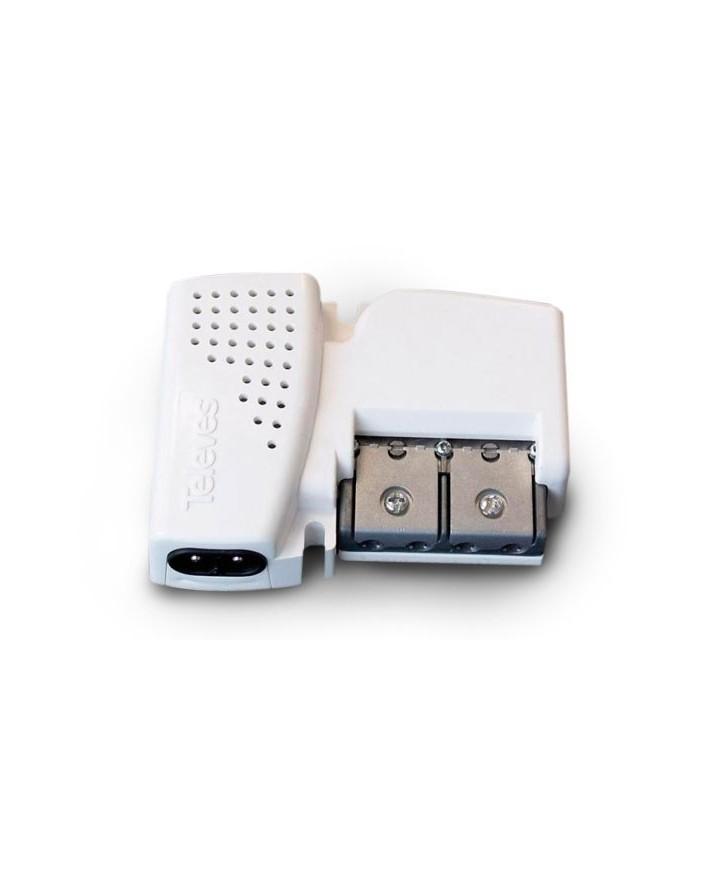 Amplificador de vivienda Picokom 2 salidas + TV + DC