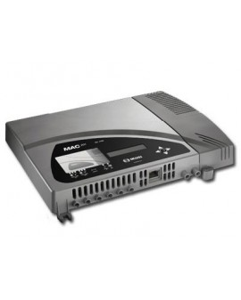 Modulador digital ikusi 4449 MAC-201 Modulador autónomo AV - COFDM. Dos entradas Descatalogado