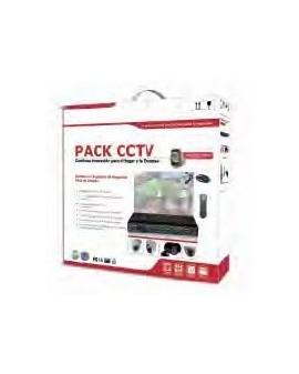 KIT CCTV MIXED FX-2 HOMMAX
