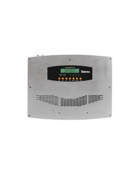 DigiSlot Modulador COFDM 1MUX/1C Televes Ref. 554501