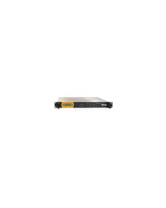 Digislot Modulador COFDM 1MUX/1C Televes Ref. 554601