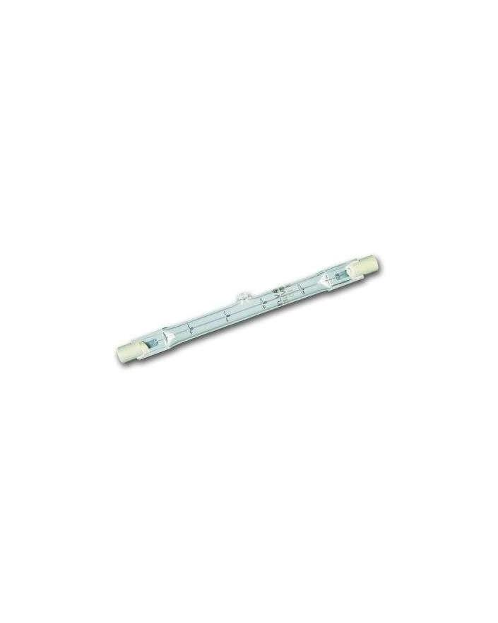 Bombilla halógena lineal 118 mm ECO 150W potencia 120W consumo Sylvania 0021713