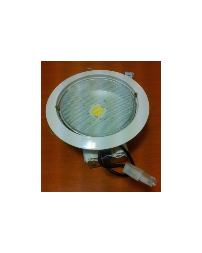 Downlight circular Led Chip COB 22 W 3200K 120º