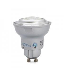 Dicroica LED 4.5W Regulable GU10 4000k 60º 250 Lmn Viribright 73381