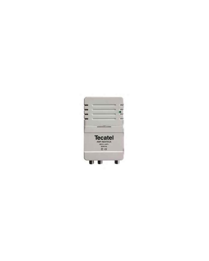 Amplificador de interior LTE 1e/2s Tecatel AMP-LTE24TECA