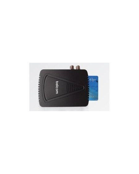 Receptor de satelite TALCOM HD 500 W