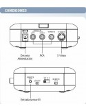 TRANSMISOR A/V 5.8G AVPLUS III ENGEL AXIL MV7230