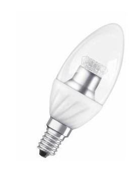 LED VELA CLASSIC B E14 6W 470LM 2700K
