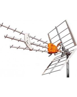 Antena DAT HD, BOSS, MRD inteligente 29dB/Televes