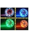 Kit Tira LED flexible multicolor 5 metros