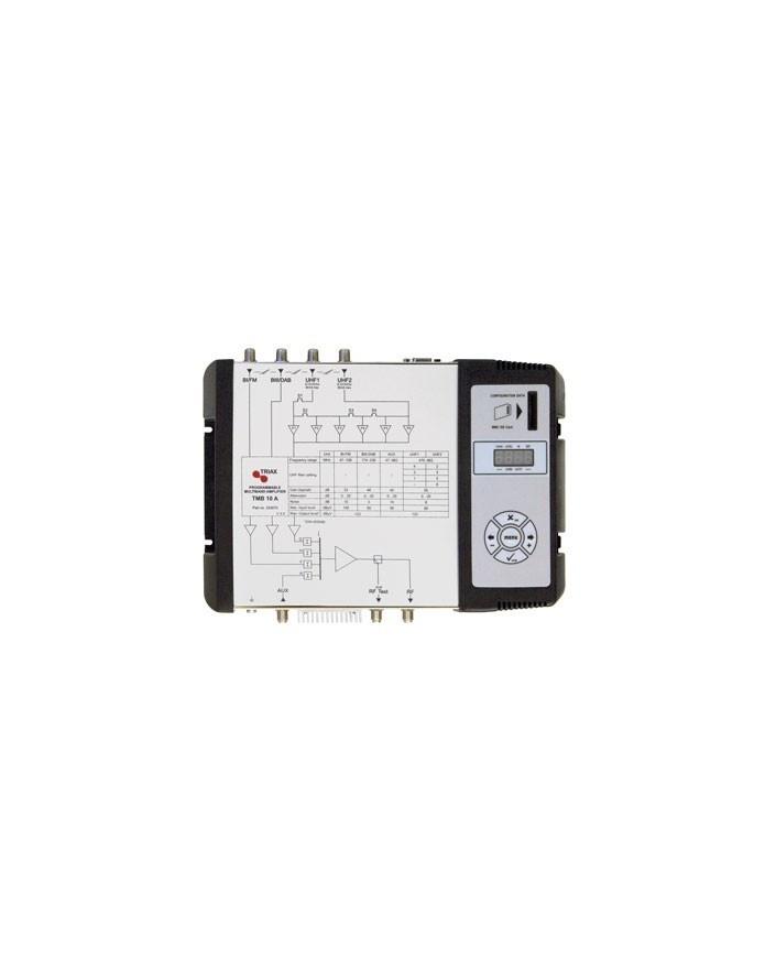 Central amplificadora programable TDT TMB10A