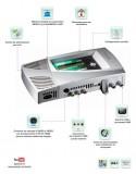 Modulador digital doméstico 1 entrada MAC HOME