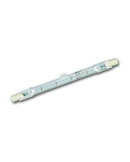 Bombilla halógena lineal 78 mm ECO 100W potencia 80W consumo Sylvania 0021531