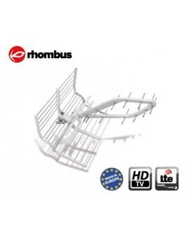 Antena Digital Activa Especial LTE Rhombus Embalaje 5 ud.