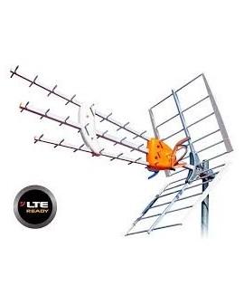 Antena DAT HD BOSS 790 MRD inteligente 29dB Televes 149902