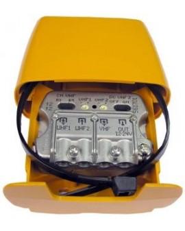 Amplificador de Mastil NanoKom 3e 1s Televes 561701