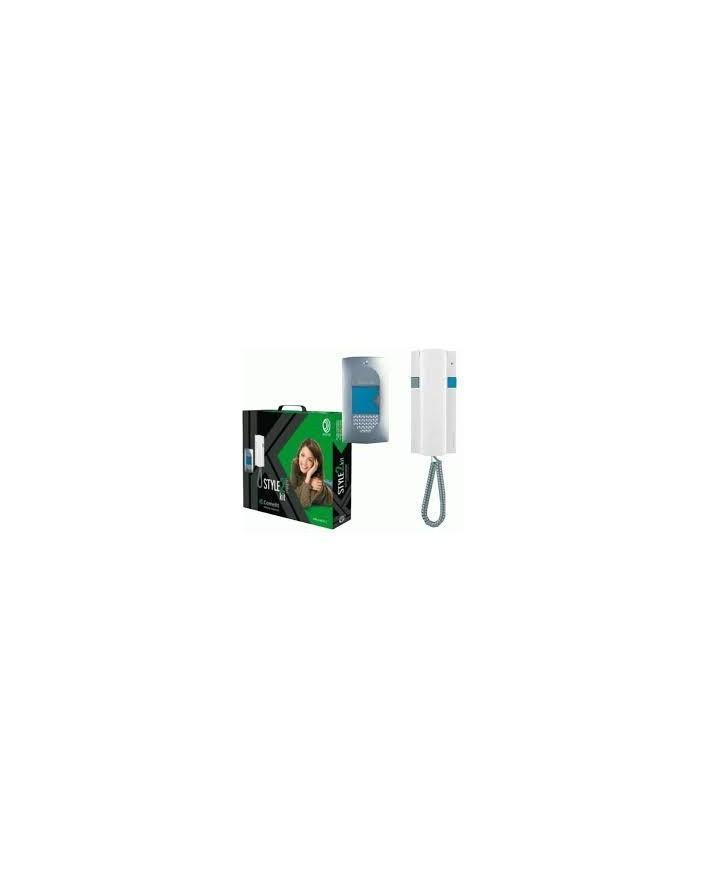 Kit Portero electronico unifamiliar sistema 2 hilos Comelit 8270