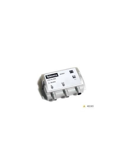 Filtro de Microcavidades LTE (C21-60) Televes 403301
