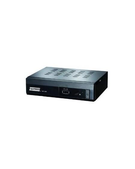 Receptor de satélite SD con USB Datacom SAT-200