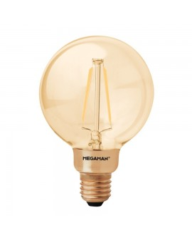 BOMBILLAS LED GLOBE VINTAGE GOLDEN