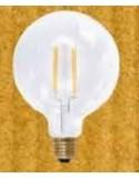 BOMBILLA GLOBO VINTAGE GOLDEN LED